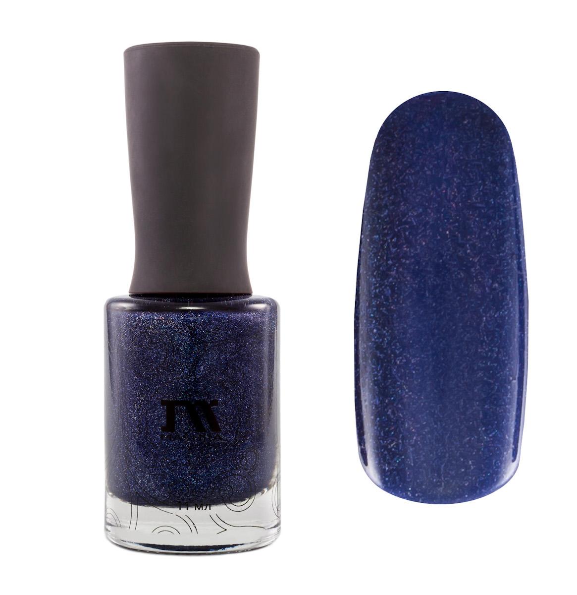 Masura Лак для ногтей Это Мой День, 11 мл50060012фиолетовый с серым подтоном, с явным голографическим мерцанием
