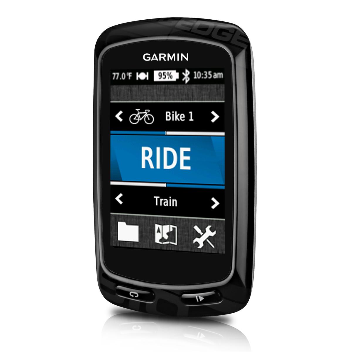 Велокомпьютер Garmin Edge 810 . 010-01063-01010-01063-01Устройство, разработанное специально для велосипедистов