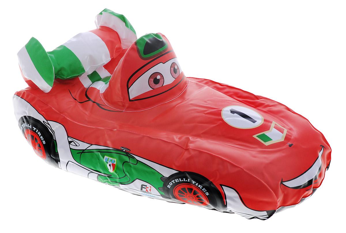 Intex Игрушка надувная Cars цвет красный белый зеленый 30 см х 18 см игрушка intex бемби 114x74 см