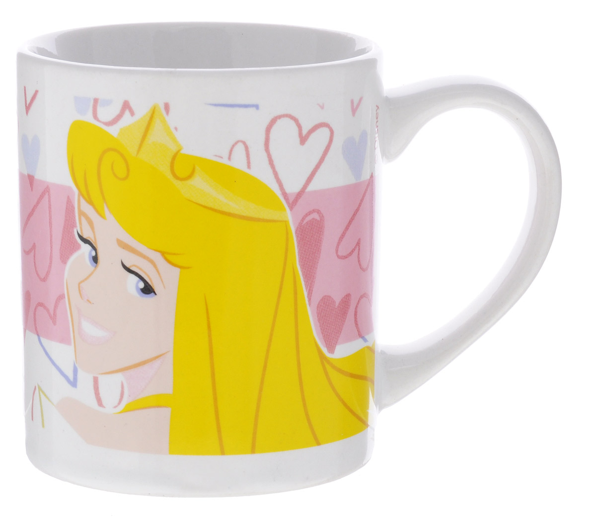 Stor Кружка детская Принцесса Аврора 220 млMFK04001Детская кружка Stor Принцесса Аврора из серии Stor Disney Princess с любимой героиней станет отличным подарком для вашей малышки. Она выполнена из керамики и оформлена изображением диснеевской принцессы Авроры. Кружка дополнена удобной ручкой. Такой подарок станет не только приятным, но и практичным сувениром: кружка будет незаменимым атрибутом чаепития, а оригинальное оформление кружки добавит ярких эмоций и хорошего настроения.Можно использовать в СВЧ-печи и посудомоечной машине.