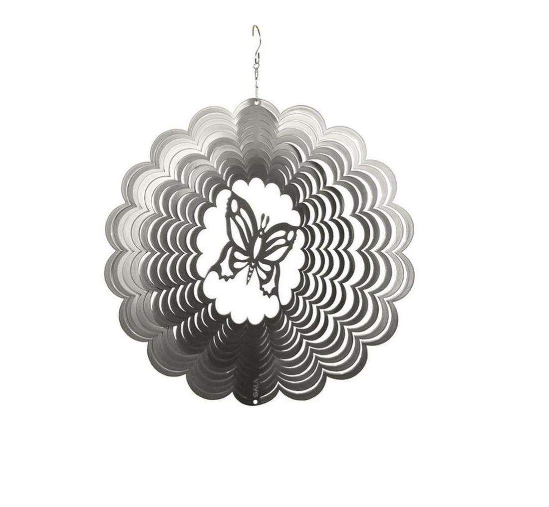 Фигурка садовая Gala Бабочка, 13 х 13,4 смZ-0307Фигурка Gala Бабочка, выполненная из металла, приводится в движение при помощи ветра. Она позволит создать оригинальную декорацию, которая украсит собой ваш сад и добавит в него ярких красок. Прочная и износостойкая фигурка будет радовать вас много лет. Декоративные садовые фигурки представляют собой последний штрих при создании ландшафтного дизайна дачного или приусадебного участка. Они позволяют создать правдоподобную декорацию и почувствовать себя среди живой природы. Кроме этого, веселые и незатейливые, они поднимут настроение вам, вашим друзьям и родным.