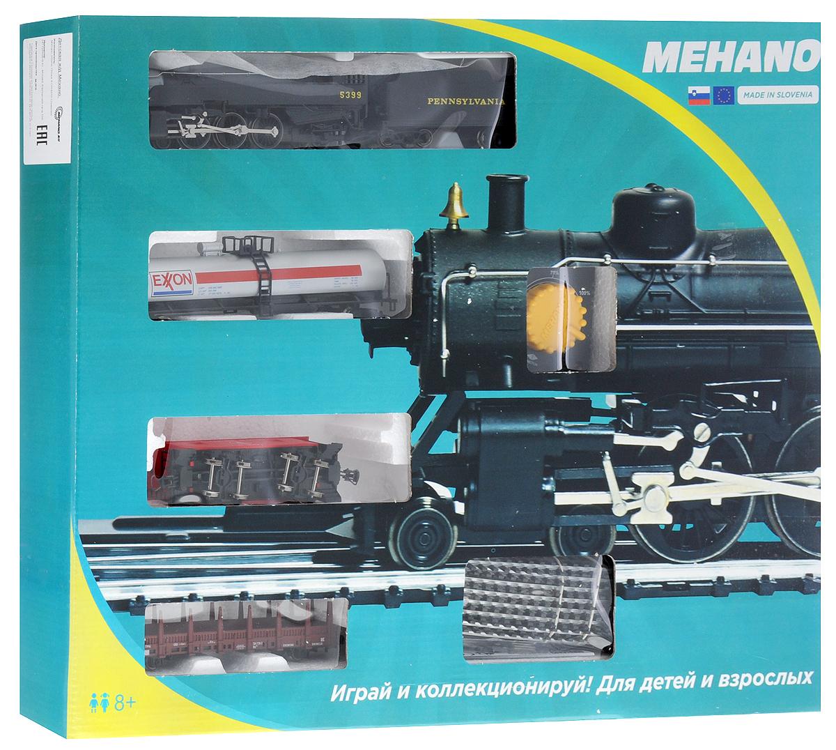 Mehano Железная дорога Prestige с паровозом Pennsylvania 5399