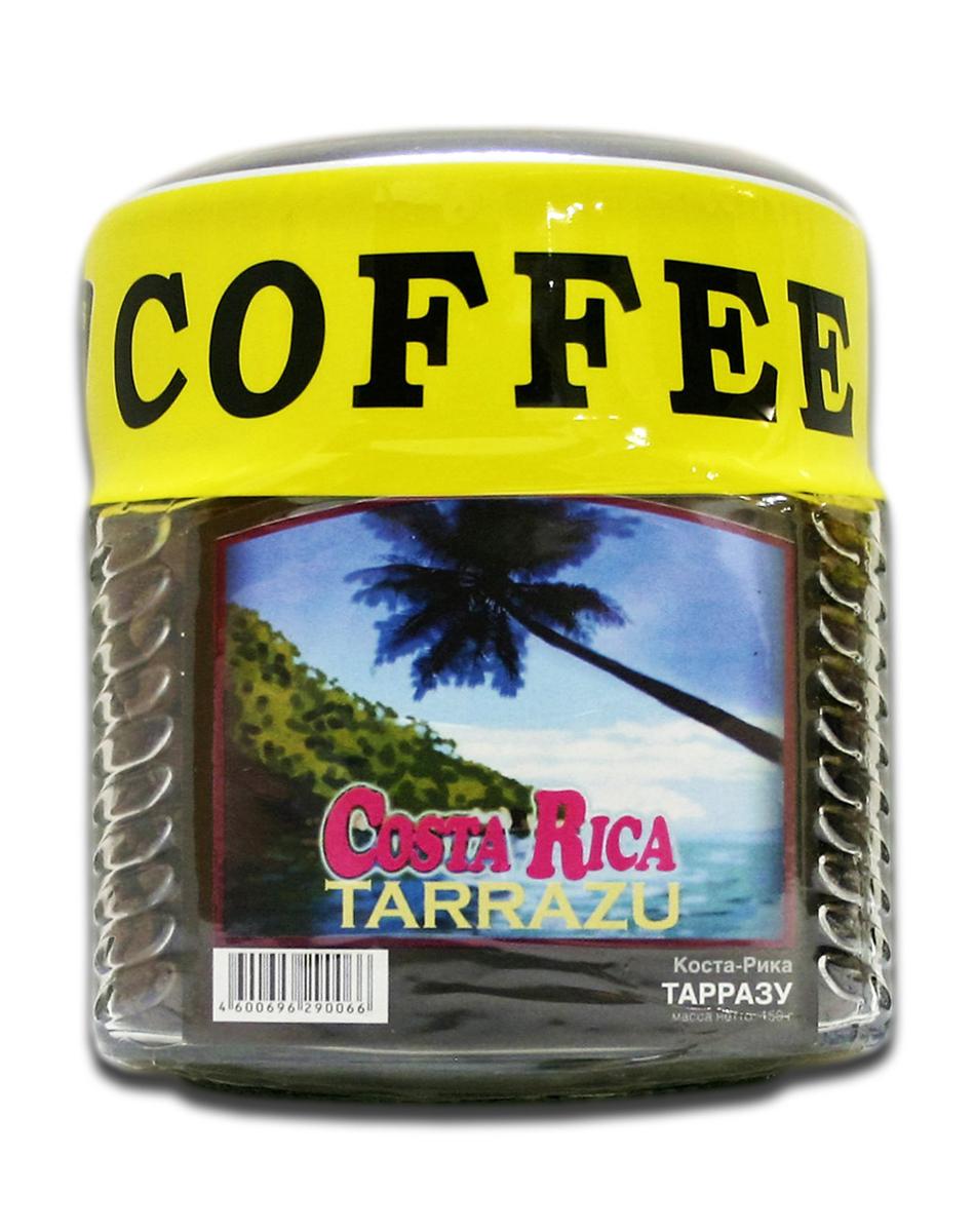 Блюз Коста-Рика Тарразу кофе в зернах, 150 г (банка)4600696410082Этот превосходный кофе выращивается в районе Тарразу на высоте более 1400 м над уровнем моря. Особенность этого сорта в том, что кофе сохраняет все богатство вкуса и аромата, даже будучи ледяным. Вкус богатый, интенсивный, похож на старое бургундское вино, а также присутствует небольшая кислинка. Аромат напитка ярко выраженный. Имеет долгое послевкусие.