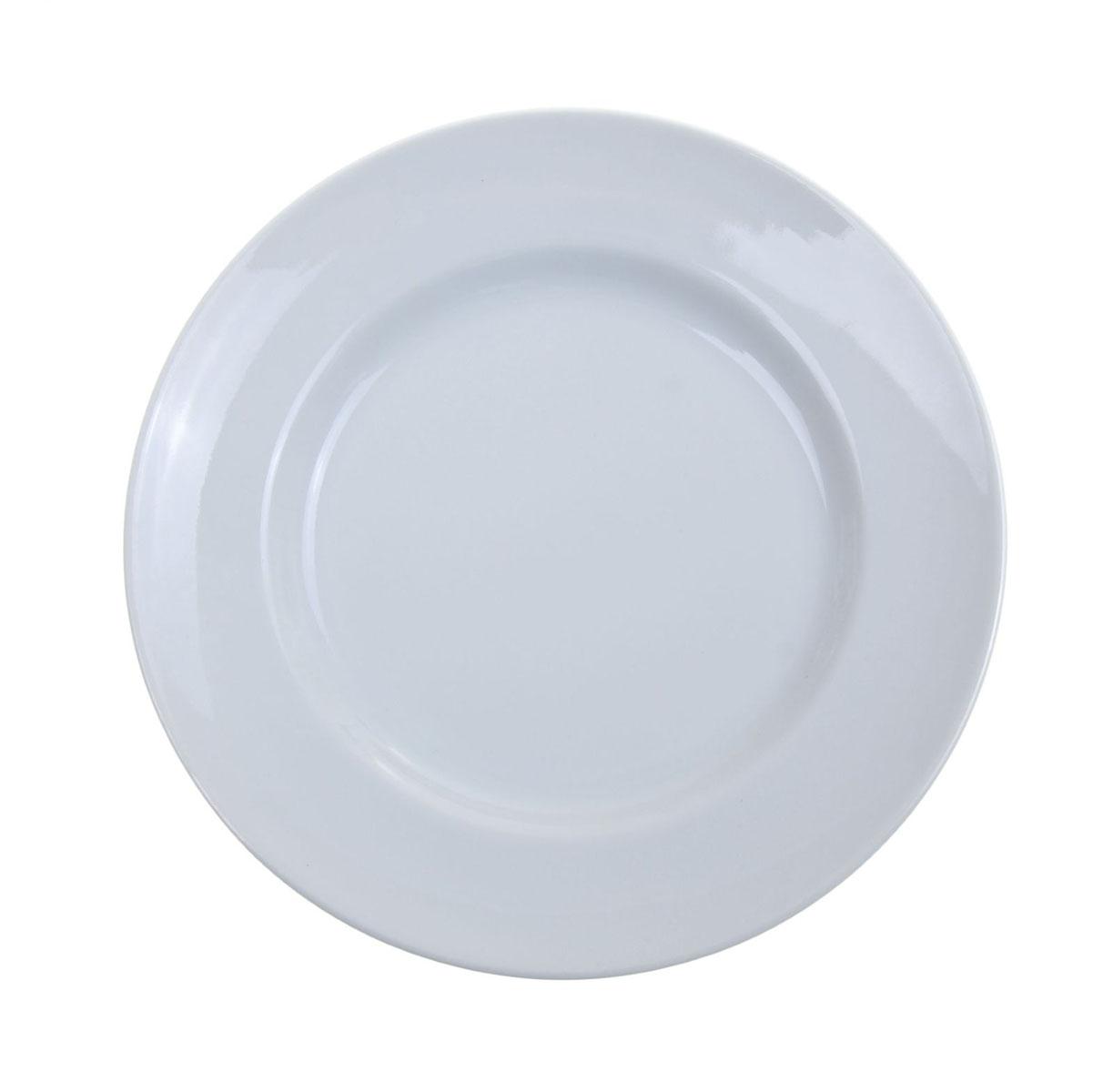 Тарелка мелкая Идиллия. Белье, диаметр 20 см1063080Мелкая тарелка Идиллия. Белье выполнена из высококачественного фарфора. Она прекрасно впишется в интерьер вашей кухни и станет достойным дополнением к кухонному инвентарю. Тарелка Идиллия. Белье подчеркнет прекрасный вкус хозяйки и станет отличным подарком. Диаметр тарелки: 20 см.
