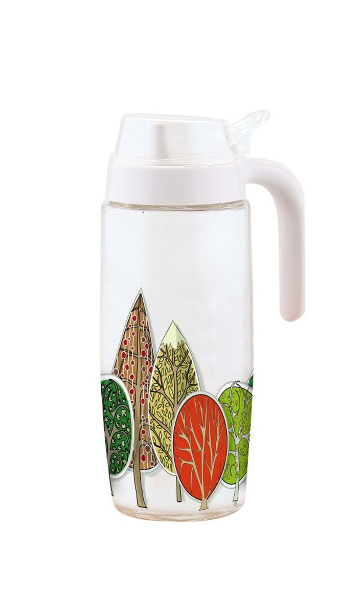 Бутылка для масла Louis Gourmet, стеклянная, 500 мл5441516Бутылка для масла стеклянная с крышкой 0,5 лЭксклюзивный дизайн