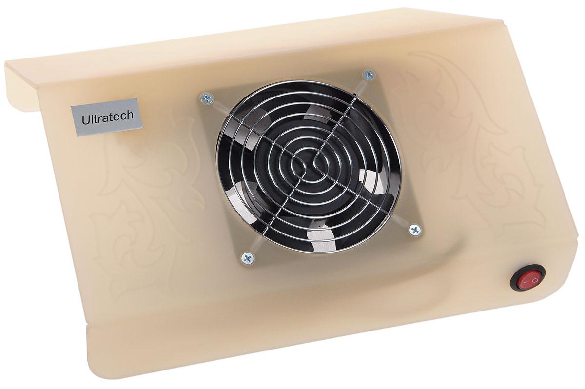 Ultratech SD-117, Beige пылесос-подставка (маникюрный)793Ultratech SD-117 - маникюрный пылесос, производства компании Евромедсервис по праву заслужил признание мастеров ногтевого сервиса по всей России.Мощность вентилятора составляет 24 Вт, превосходя аналоги китайского производства более чем в 2 раза. Корпус пылесоса сделан из пластика, не подверженного действию растворителей, использующихся в ногтевом сервисе. В комплект входят 6 мешков.Уровень шума: 44 дБСкорость вращения: 2500 об/минОбъем фильтруемого воздуха: 190 м3/час