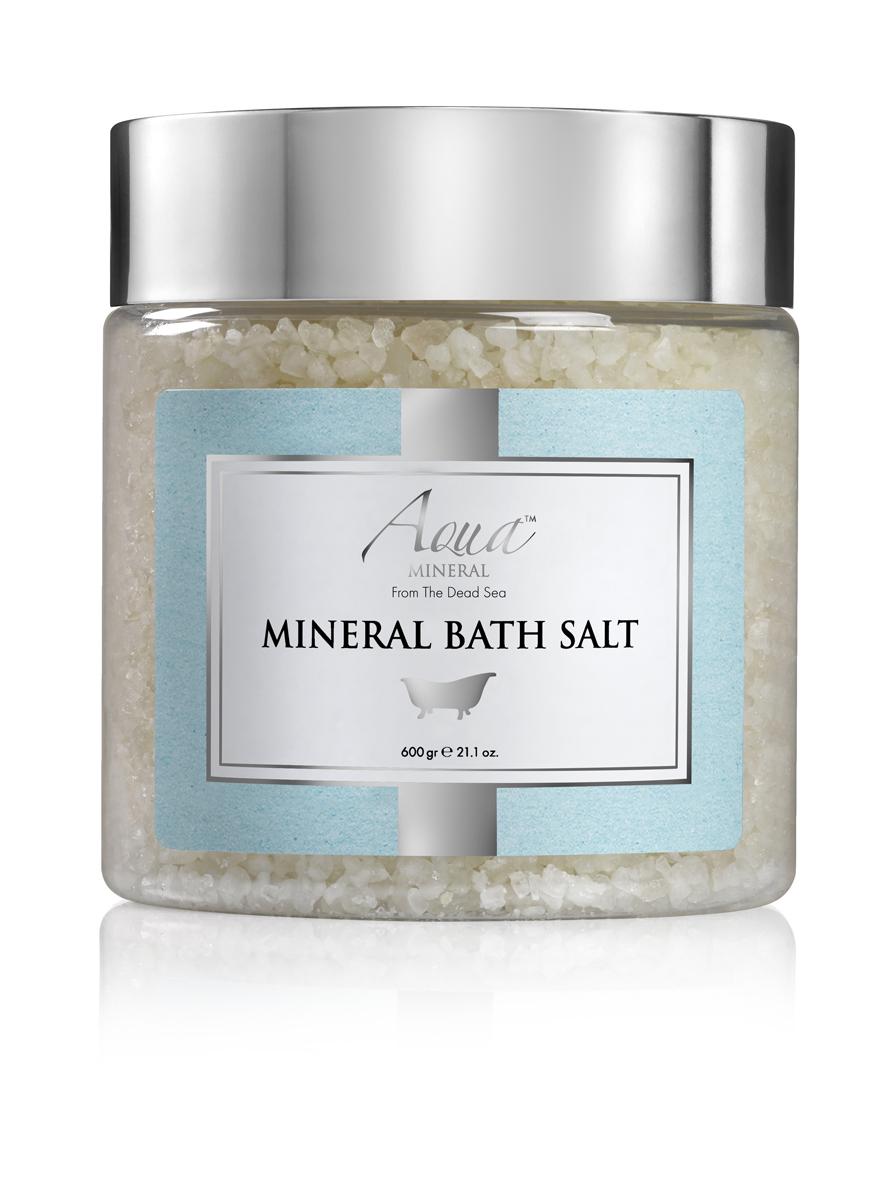 Aqua mineral Соль Мертвого моря кристаллическая натуральная 600 грFS-00897В течение сотен лет люди приезжали на Мертвое море, чтобы насладиться увлажняющими, лечебными и омолаживающими свойствами воды. Теперь вы можете принимать ванну с солью