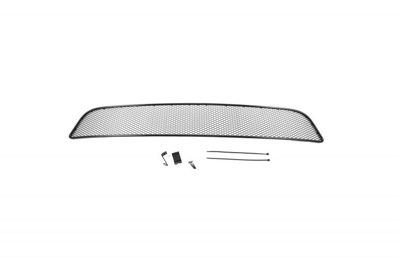 Сетка на бампер внешняя Novline-Autofamily, для NISSAN Pathfinder 2010-201498298123_черныйВ отличие от универсальных сеток, данный продукт разрабатывается индивидуально под каждый бампер автомобиля. Внешняя защитная сетка радиатора полностью повторяет геометрию решетки бампера и гармонично вписывается в общий стиль автомобиля. При создании продукта мы учли как потребности автомобилистов, для которых важна исключительно защитная функция, так и автолюбителей, которые ищут способы подчеркнуть или создать новый стиль своего авто. Функциональность, тюнинг, или и то, и другое? Выбор только за вами. Сетка для защиты радиатора изготовлена из антикоррозионного материала, что гарантирует отсутствие ржавчины в процессе эксплуатации. Простая установка делает этот продукт необыкновенно удобным. В отличие от универсальных сеток, для установки которых требуется снятие бампера, то есть наличие специализированных навыков и дополнительного оборудования (подъемник и так далее), для установки этого продукта понадобится 20 минут времени и отвертка.