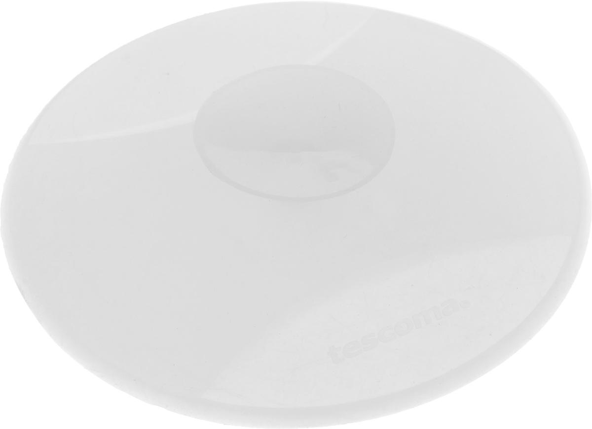 Заглушка для кухонной мойки Tescoma Clean Kit, универсальная, цвет: прозрачный, диаметр 11 смИС.030138Заглушка для кухонной мойки Tescoma Clean Kit изготовлена из высококачественного силикона. Она отлично подходит для водонепроницаемой герметизации раковины. Устойчива к кипящей воде. После использования, прикрепите на бок раковины, используя присоску. Можно мыть в посудомоечной машине.Диаметр заглушки: 11 см.