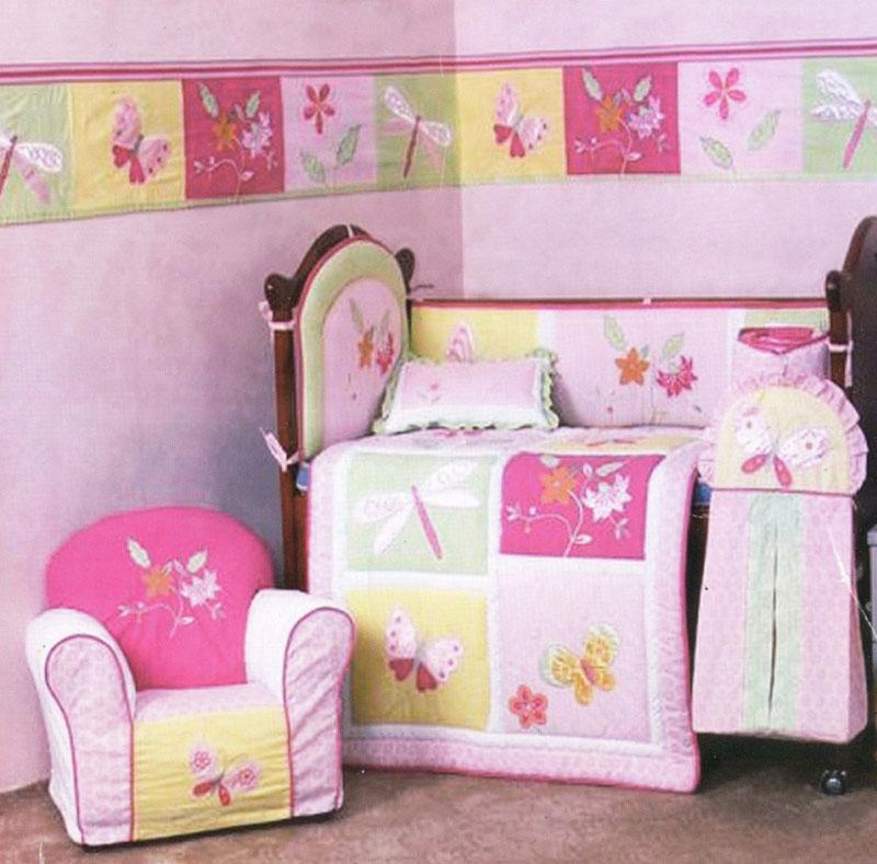Arya Набор для детской кровати Beetle - Детский текстиль