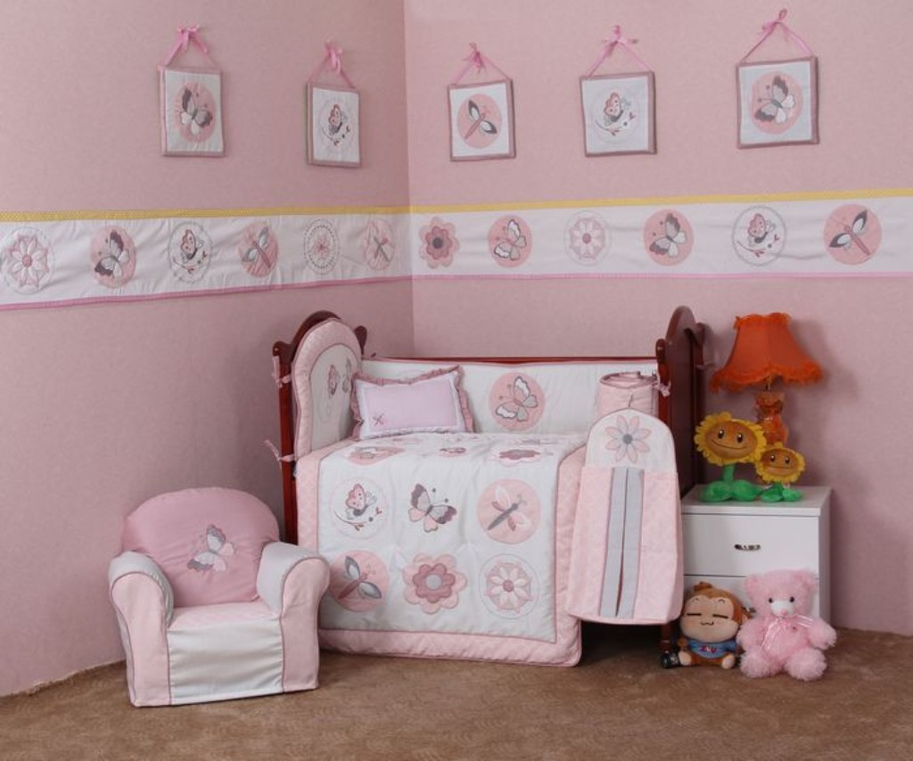 Arya Набор для детской кровати Sweety, 5 предметов