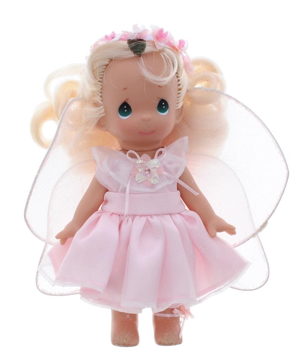 Precious Moments Мини-кукла Фея Роза precious moments мини кукла бабочка цвет наряда розовый сиреневый