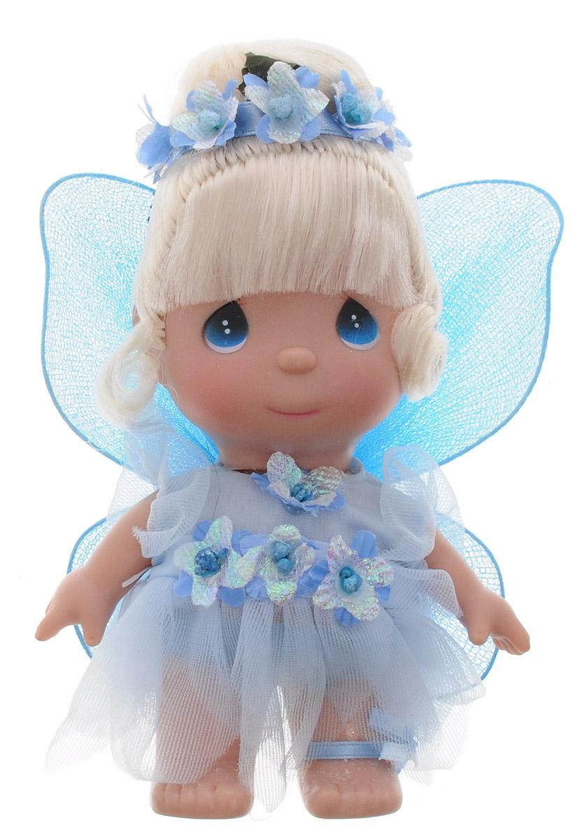 Precious Moments Мини-кукла Фея цвет наряда голубой precious moments мини кукла пастушка цвет платья светло коралловый
