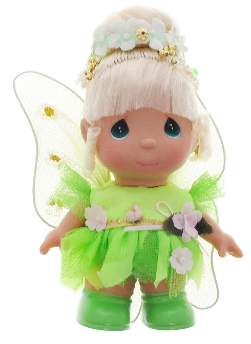 Precious Moments Мини-кукла Фея цвет наряда салатовый precious moments мини кукла пастушка цвет платья светло коралловый