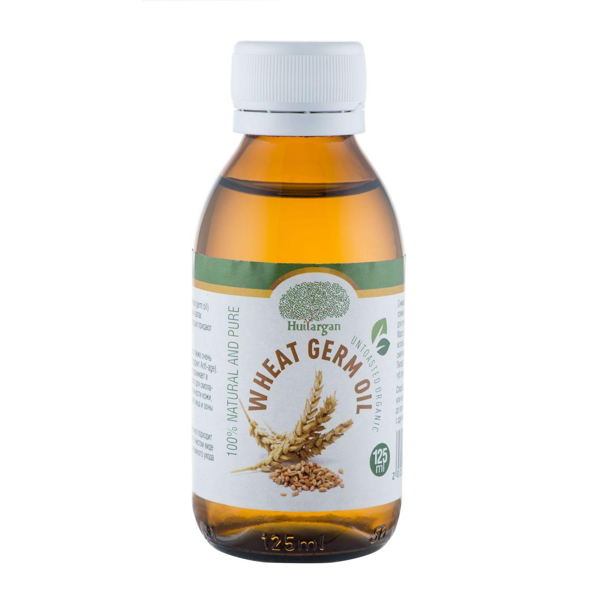 Huilargan Масло зародышей пшеницы, 100% органическое, 125 млFS-00897Масло зародышей пшеницы (Wheat germ oil) имеет очень приятный солнечный запах. Оно содержит каротиноиды, которые придают ему его красивый желтый цвет.Богато кислотами омега-3, 6. Это также очень важный источник витамина Е ( эффект Anti-age). За счет того, что масло глубоко проникает в клетки кожи это отличное средство для омолаживания и восстановления эластичности кожи, рекомендуется для ухода за кожей лица и зоны декольте.Хорошо питает и защищает, особенно подходит для обезвоженной и сухой кожи. В чистом виде это идеальное средство для интенсивного ухода за потрескавшейся кожей.Снимает воспаления, которые могут появиться на коже. Прекрасно подходит для лечения угрей и прыщей на коже.Масло зародышей пшеницы может использоваться для снятия макияжа и как смягчающее средство для кожи лица и тела.Питает, тонизирует и защищает кожу рук и губ при холодной погоде.
