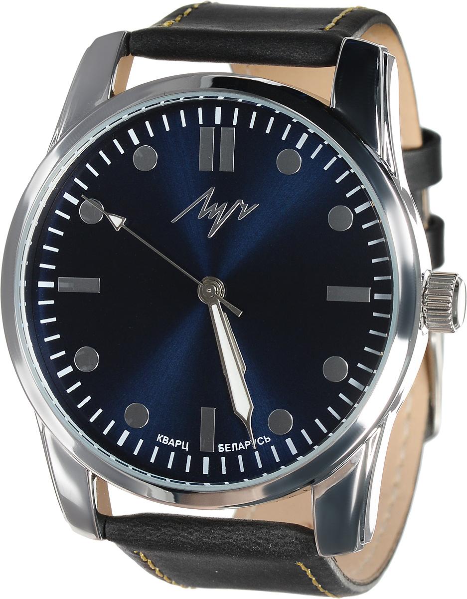 Часы наручные женские Луч Современная, цвет: серебряный, черный. 729107284BM8434-58AEЭлегантные женские часы Луч Современная изготовлены из нержавеющей стали и минерального стекла. Циферблат изделия дополнен символикой производителя.Корпус часов имеет степень влагозащиты равную 3 Bar, оснащен кварцевым механизмом Miyota, а также дополнен устойчивым к царапинам минеральным стеклом. На стрелки нанесен светящийся состав. Ремешок часов выполнен из натуральной кожи. Практичная пряжка, дополняющая ремешок, позволит с легкостью снимать и надевать часы.Часы поставляются в фирменной упаковке.Часы Луч Современная подчеркнут изящность женской руки и отменное чувство стиля у их обладательницы.