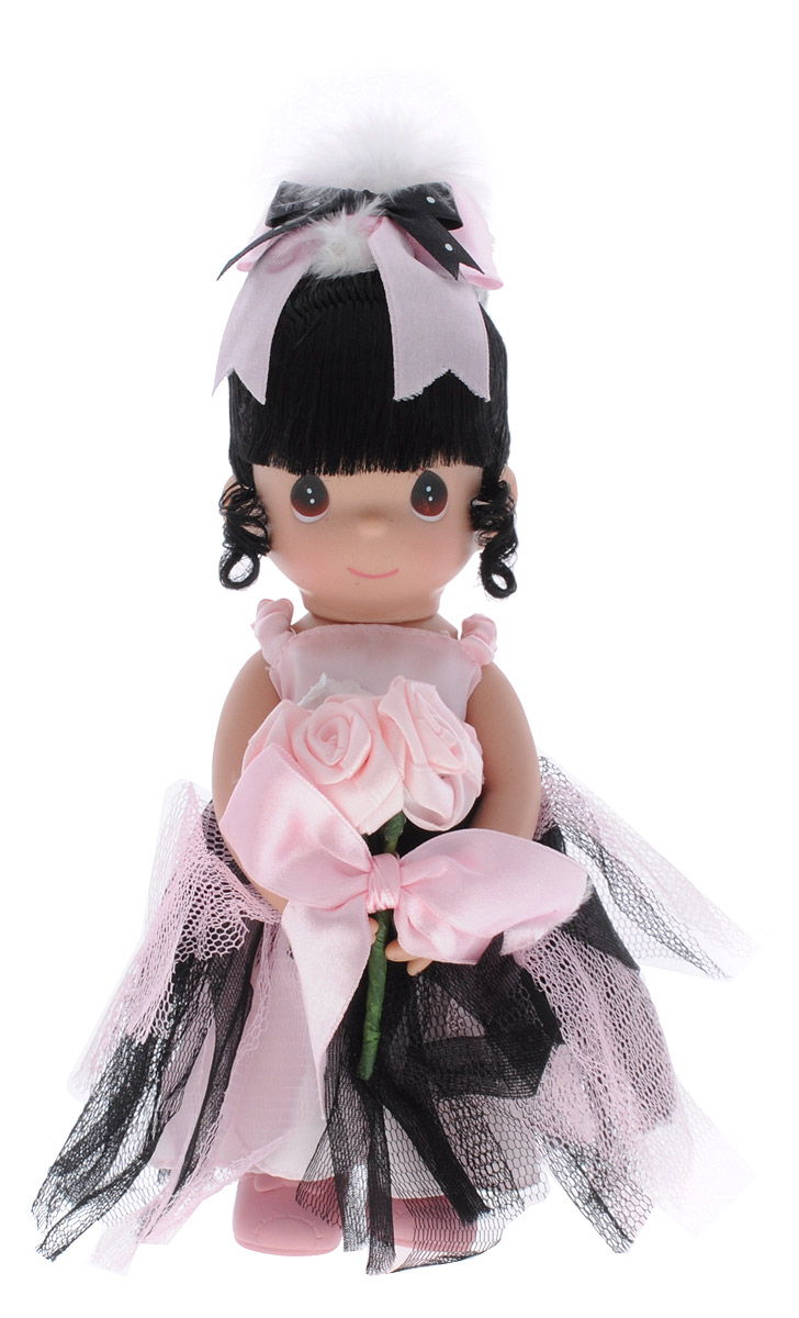 Precious Moments Кукла Краса балета брюнетка куклы gulliver кукла дынька 30см