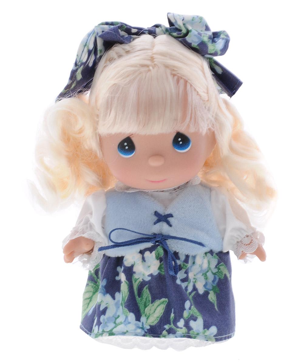 Precious Moments Мини-кукла Лютик золотистый precious moments мини кукла бабочка цвет наряда розовый сиреневый
