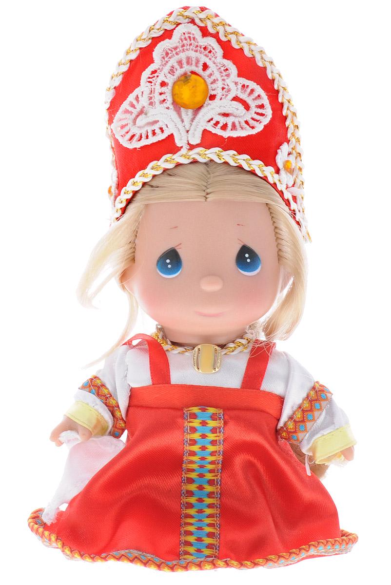 Precious Moments Мини-кукла Машенька купить платье мини красное
