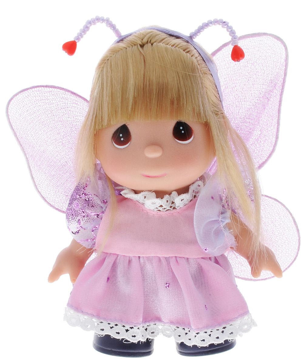 Precious Moments Мини-кукла Бабочка цвет наряда розовый сиреневый precious moments мини кукла бабочка цвет наряда розовый сиреневый