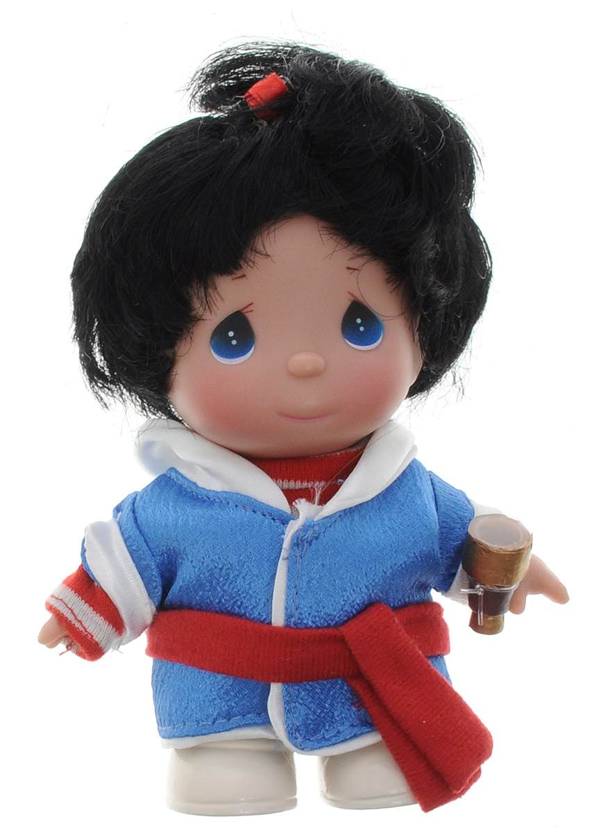 Precious Moments Мини-кукла Альфида precious moments мини кукла бабочка цвет наряда розовый сиреневый
