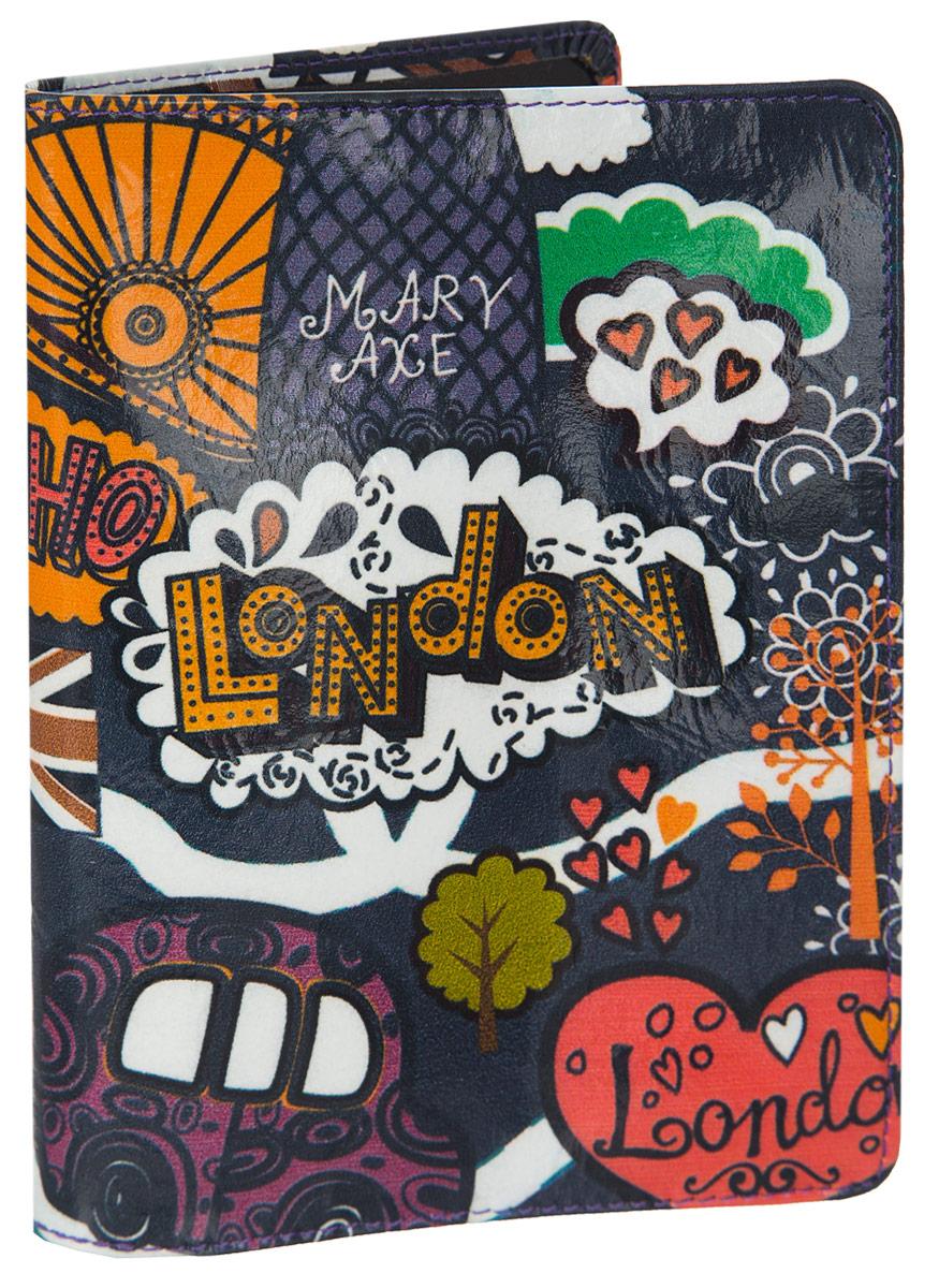 Обложка для паспорта Flioraj Лондон, цвет: оранжевый, красный, белый. 00050953OZAM119Обложка для паспорта Flioraj не только поможет сохранить внешний вид ваших документов и защитить их от повреждений, но и станет стильным аксессуаром, идеально подходящим вашему образу.Обложка выполнена из натуральной кожи и оформлена ярким фотопринтом Лондон. Внутри имеет два вертикальных кармана из прозрачного пластика. Такая обложка поможет вам подчеркнуть свою индивидуальность и неповторимость! Обложка для паспорта стильного дизайна может быть достойным и оригинальным подарком.