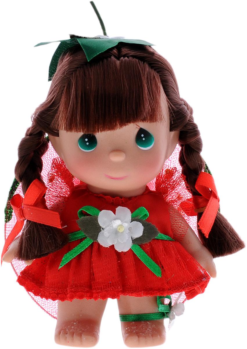 Precious Moments Мини-кукла Волшебная клубничка precious moments мини кукла пастушка цвет платья светло коралловый