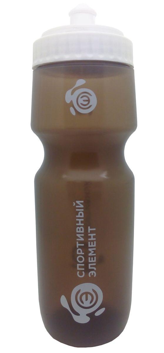 Бутылка для воды Спортивный элемент Пирит, 500 мл. S21-750DRIW.611.INСпортивная бутылка S21-750. Крышка с носиком для питья. LDPE материал (приятно держать в руках). 500 мл. Полпрозрачная коричневая бутылка, белый логотип Спортивный Элемент, белая крышка, белый носик.