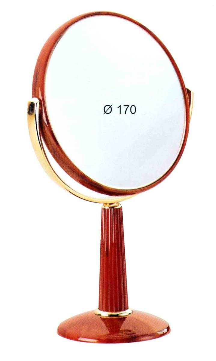 Janeke Зеркало настольное, 78490.3.12-636Марка Janeke – мировой лидер по производству расчесок, щеток, маникюрных принадлежностей, зеркал и косметичек. Марка Janeke, основанная в 1830 году, вот уже почти 180 лет поддерживает непревзойденное качество своей продукции, сочетая новейшие технологии с традициями старых миланских мастеров. Все изделия на 80% производятся вручную, а инновационные технологии и современные материалы делают продукцию марки поистине уникальной. Стильный и эргономичный дизайн, яркие цветовые решения – все это приносит истинное удовольствие от использования аксессуаров Janeke. Зеркала для дома итальянской марки Janeke, изготовленные из высококачественных материалов и выполненные в оригинальном стильном дизайне, дополнят любой интерьер. Зеркала Janeke прослужат долго и доставят истинное удовольствие от использования.Линзы Zeiss.