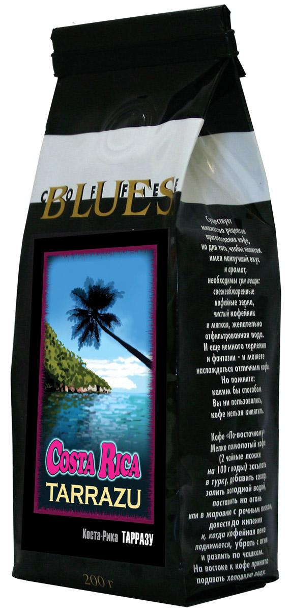 БлюзКоста-Рика Тарразу кофе в зернах, 200 г4600696210118Сорт БлюзКоста-Рика Тарразу выращивается в районе Тарразу на высоте более 1400 метров над уровнем моря. Особенность этого сорта в том, что кофе сохраняет все богатство вкуса и аромата, даже будучи ледяным. Вкус богатый, интенсивный, похож на старое бургундское вино, присутствует небольшая кислинка. Аромат ярко выраженный. Долгое послевкусие и полная насыщенность. Букет хорошо сбалансирован.