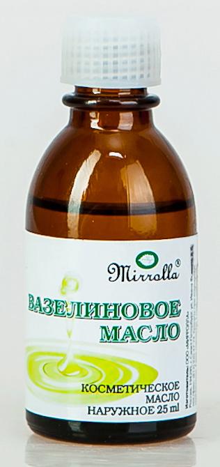 Масло Вазелиновое 25млFS-36054Вазелиновое масло - смягчает огрубевшие участки кожи; применяется для увлажнения обветренной сухой кожи губ; препятствует негативному воздействию факторов окружающей среды; используется как основа для других препаратов.