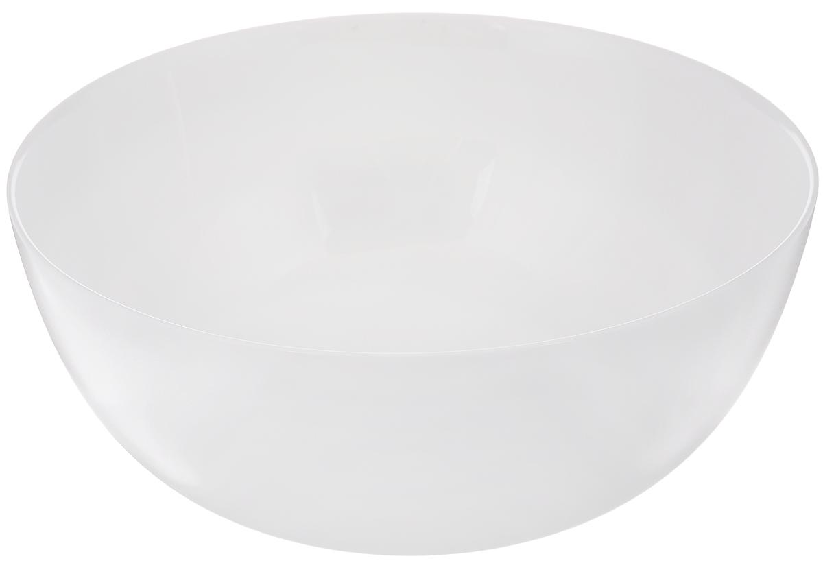 Салатник Luminarc Diwali, диаметр 21 см115510Салатник Luminarc Diwali, изготовленный из высококачественного стекла, прекрасно впишется в интерьер вашей кухни и станет достойным дополнением к кухонному инвентарю. Изделие выполнено в стильном дизайне. Такой салатник не только украсит ваш кухонный стол и подчеркнет прекрасный вкус хозяйки, но и станет отличным подарком.Диаметр салатника: 21 см.