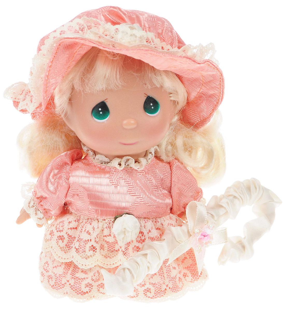 Precious Moments Мини-кукла Пастушка цвет платья светло-коралловый precious moments мини кукла пастушка цвет платья светло коралловый