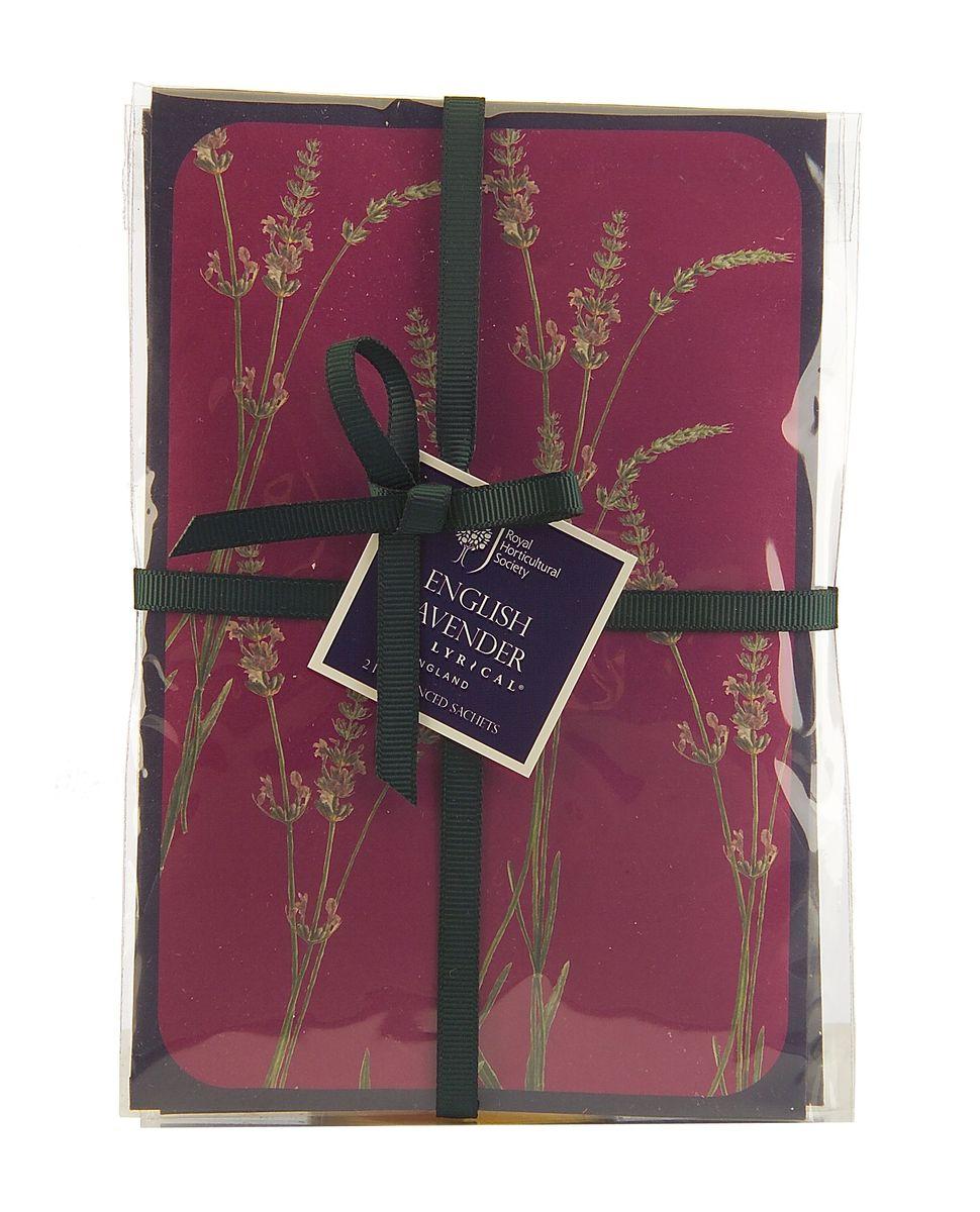 Набор ароматических саше Wax Lyrical Цветущая лаванда, 45 г, 2 шт12723Набор ароматических саше Wax Lyrical Цветущая лаванда имеет тонкий аромат английской лаванды с нотками жасмина, бергамота и ромашки. В комплект входят 2 саше.