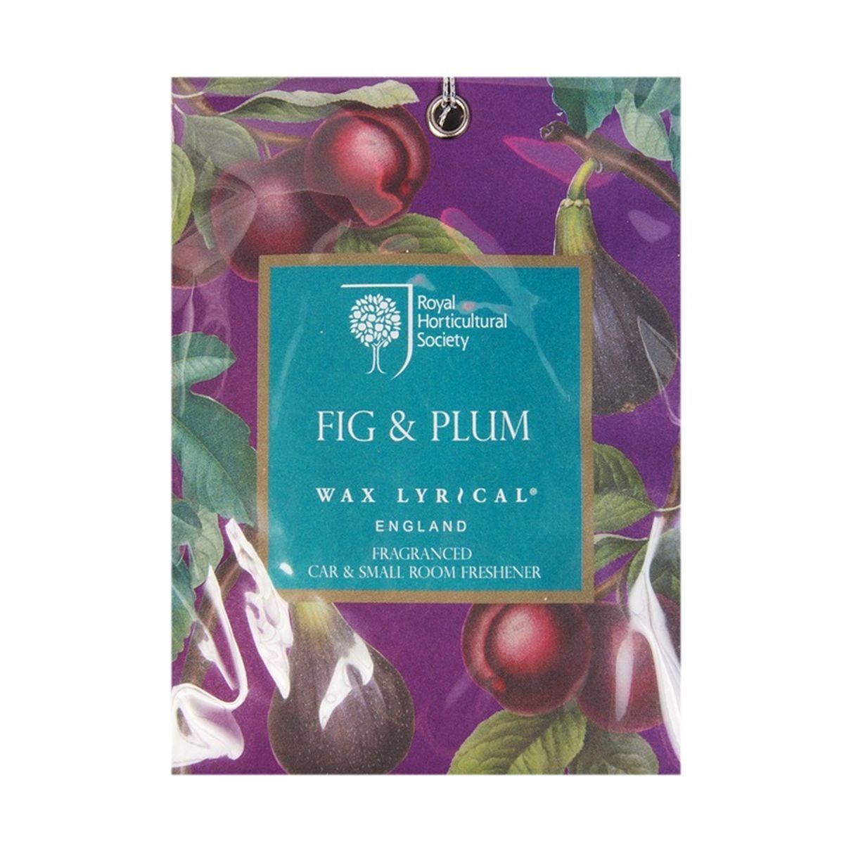 Мини-саше ароматические Wax Lyrical Инжир, 20 гa030041Мини-саше ароматические Wax Lyrical Инжир имеет сочный аромат инжира с оттенком мирабельской сливы и спелого абрикоса на основе нежных и теплых специй.