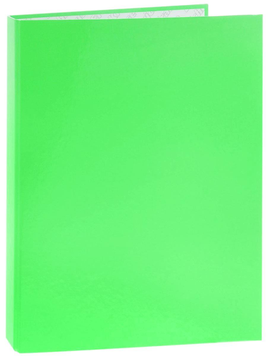 Erich Krause Папка-регистратор на 4 кольцах Neon цвет салатовыйAC-1121RDПапка-регистратор на 4 кольцах Erich Krause Neon выполнена в ярком и сочном цвете. Папка изготовлена из плотного картона и обтянута ламинированной бумагой, оснащена высококачественным кольцевым механизмом. На форзаце предусмотрено специальное место для составления оглавления.