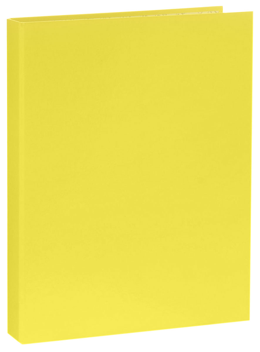 Erich Krause Папка-регистратор на 4 кольцах Neon цвет желтыйFS-00103Папка-регистратор на 4 кольцах Erich Krause Neon выполнена в ярком и сочном цвете.Папка изготовлена из плотного картона и обтянута ламинированной бумагой, оснащена высококачественным кольцевым механизмом. На форзаце предусмотрено специальное место для составления оглавления.