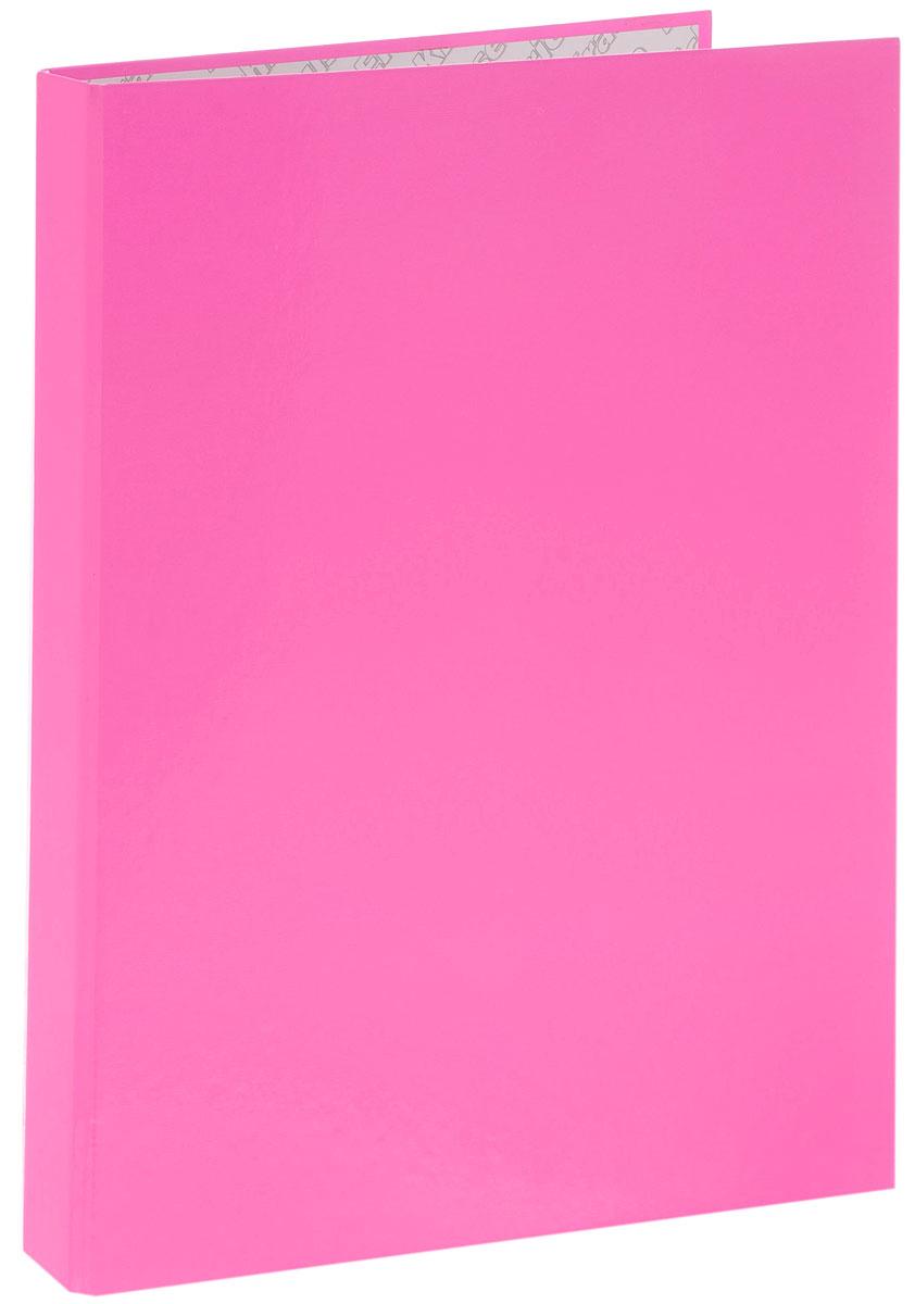 Erich Krause Папка-регистратор на 4 кольцах Neon цвет розовыйAC-1121RDПапка-регистратор на 4 кольцах Erich Krause Neon выполнена в ярком и сочном цвете. Папка изготовлена из плотного картона и обтянута ламинированной бумагой, оснащена высококачественным кольцевым механизмом. На форзаце предусмотрено специальное место для составления оглавления.