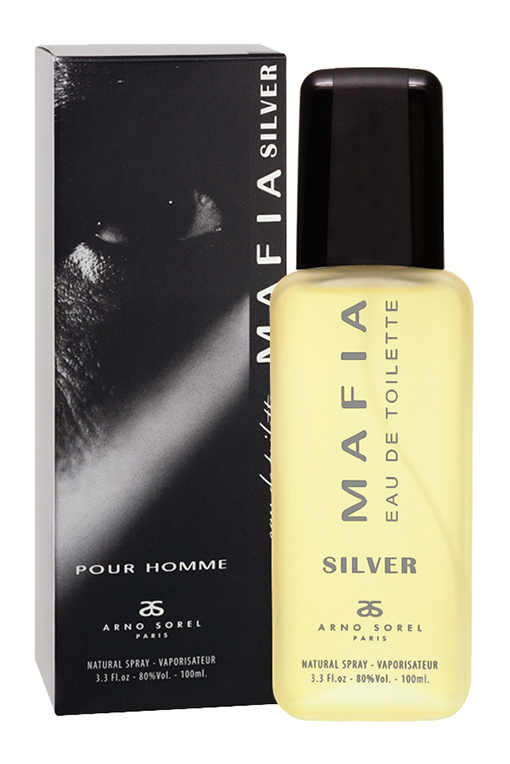 Corania Туалетная вода Mafia Silver (Mafia Silver) мужская 100 мл191266Туалетная вода Mafia Silver откроет новую парфюмерную главу в вашей жизни. Порадует стойким древесно-пряным ароматом, который обязательно заметят родные и близкие. Классификация аромата: древесный, пряныйПирамида аромата:Верхние ноты: бергамот, анисНоты сердца: эвкалипт, шалфей, лаванда, дубовый мохНоты шлейфа: белый мускус, пачули, ваниль, сандалКлючевые слова: древесный, мужественный, стойкий