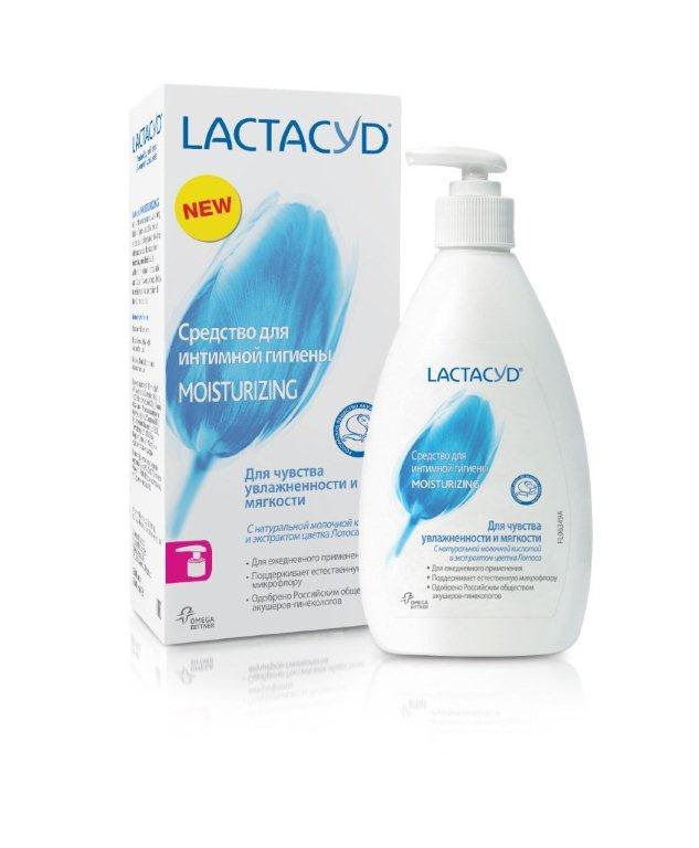 Lactacyd Ежедневное средство для интимной гигиены Увлажняющее 200мл086-04-33182Для чувства увлажненности и мягкости, с натуральной молочной кислотой и экстрактом цветка Лотоса. Увлажняющая формула Lactacyd Moisturizing c экстрактом Лотоса мягко очищает интимную зону, даря чувство мягкости и увлажненности. А отсутствие мыла и наличие натуральной молочной кислоты в Lactacyd Moisturizing помогает поддерживать естественную микрофлору интимной cферы