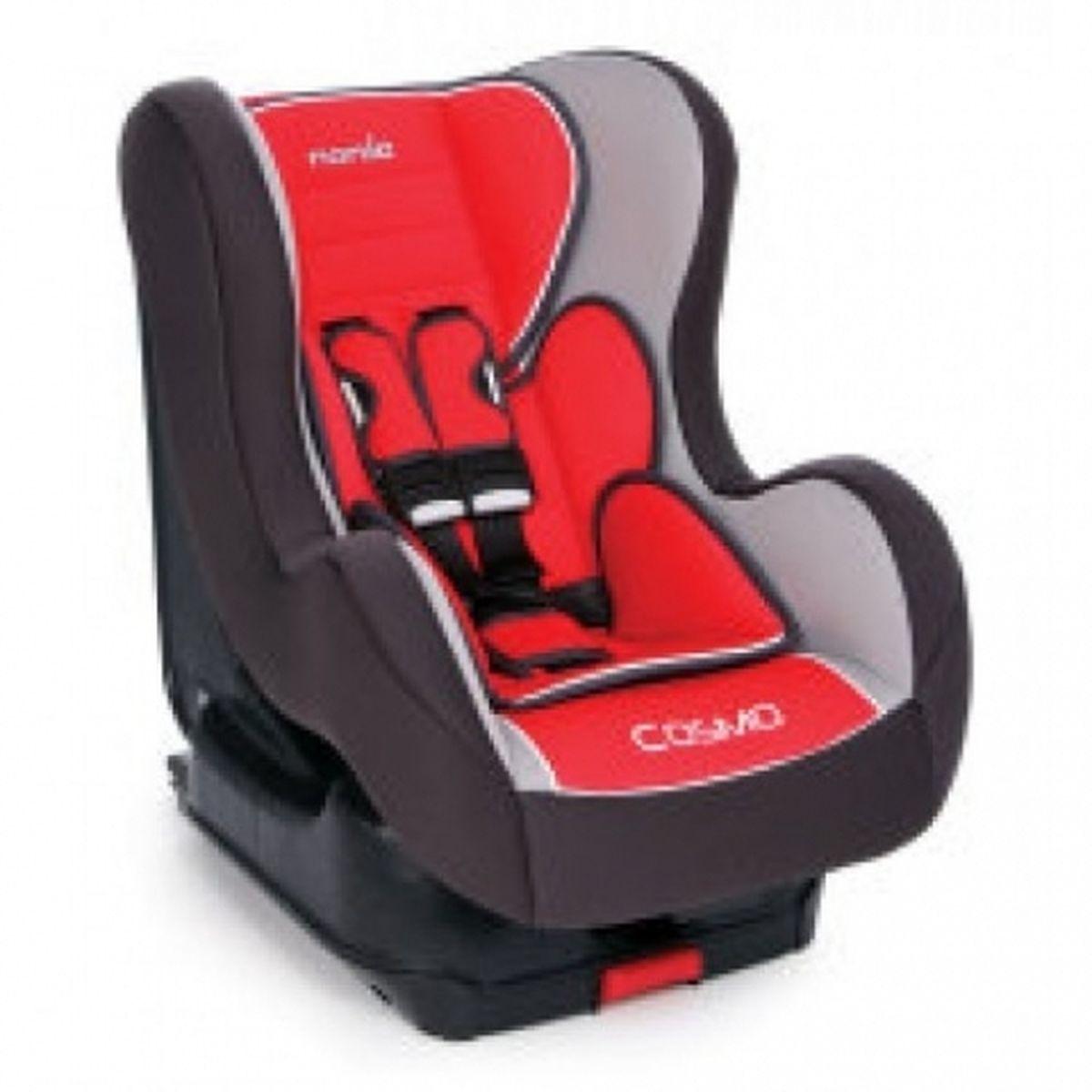 Nania Автокресло Cosmo SP LX ISOFIX Agora Carmin