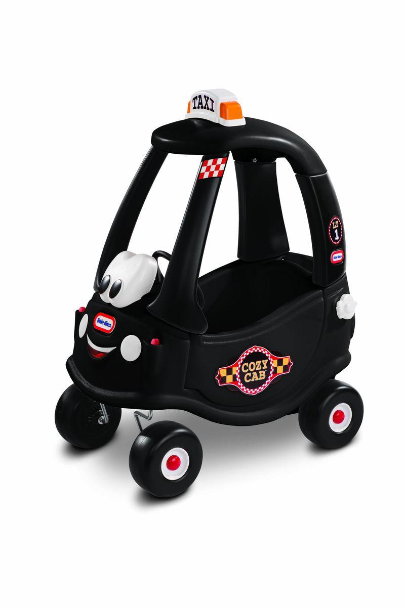 Little Tikes Каталка Такси цвет черный