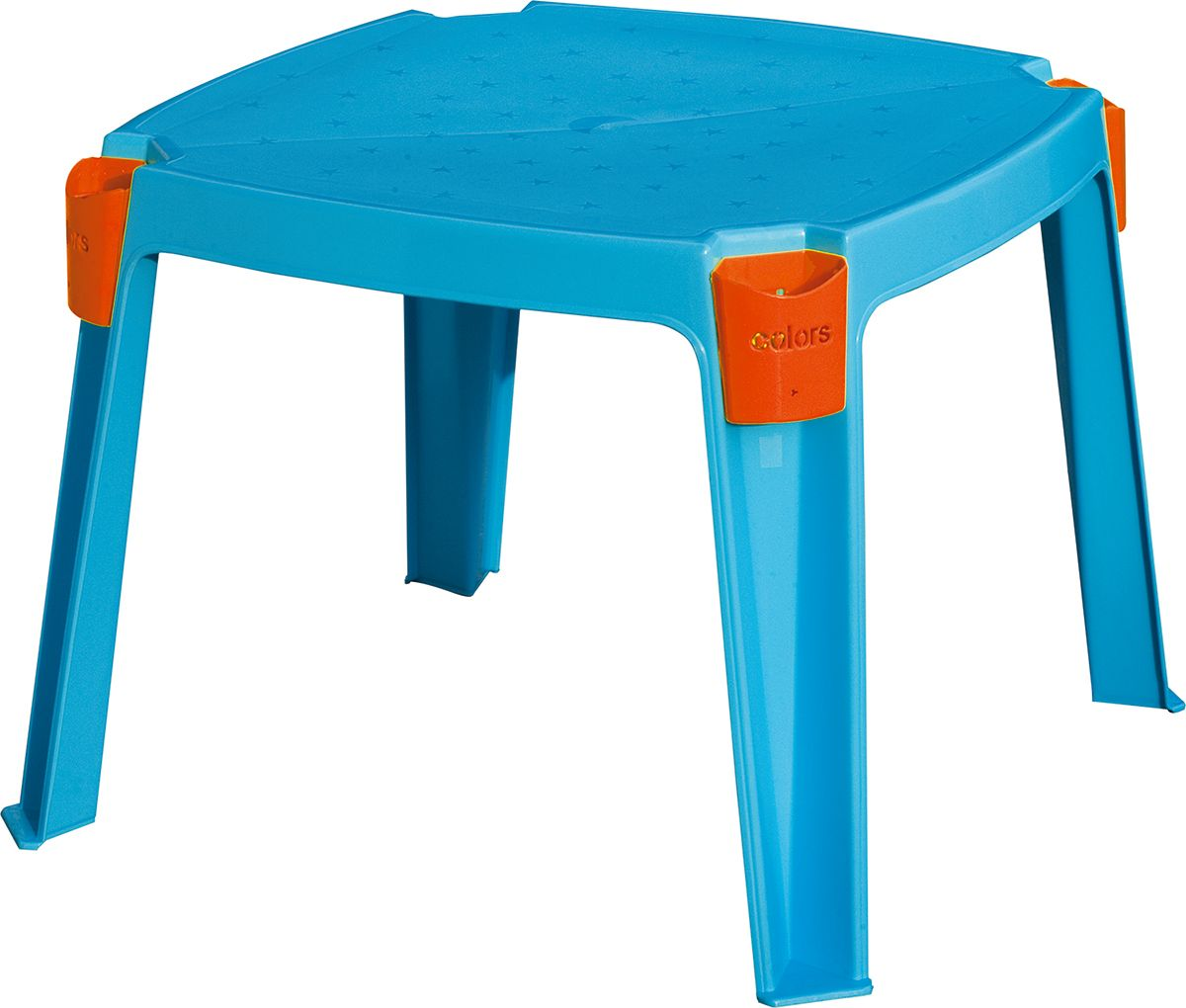 Marian Plast Стол детский с карманами54 009312Удобный детский столик необходим каждому ребенку. За столиком ребенок может играть, заниматься творчеством. Столик сделан из прочного, но легкого пластика. Имеет удобные кармашки для хранения предметов.
