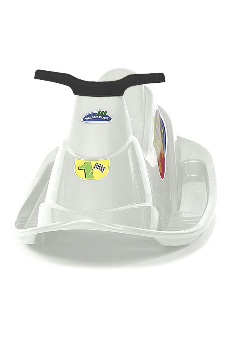 Marian Plast Качели Водный мотоцикл цвет белый -  Ходунки, прыгунки, качалки