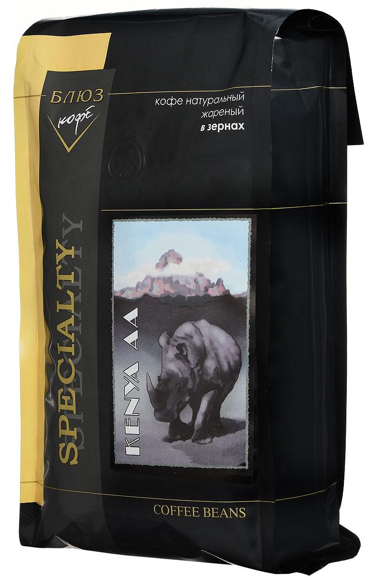 Блюз Кения AA кофе в зернах, 1 кг12148061Кофе Блюз Кения AA собирается на высоте 1500 м над уровнем моря на склонах горы Килиманджаро. По кенийской классификации АА обозначает самый большой размер. Качество Кения АА контролируется Департаментом Кофе, расположенным в столице страны, городе Найроби. Несмотря на то, что кенийский кофе плодоносит два раза в год, общее собираемое количество относительно невелико. Напиток относится к мягким сортам с приятным хлебно-фруктовым вкусом. Аромат тонкий, ярко выраженный, хлебный. Настой густой, насыщенный. Данный сорт кофе также имеет долгое послевкусие и хорошо сбалансированный букет.