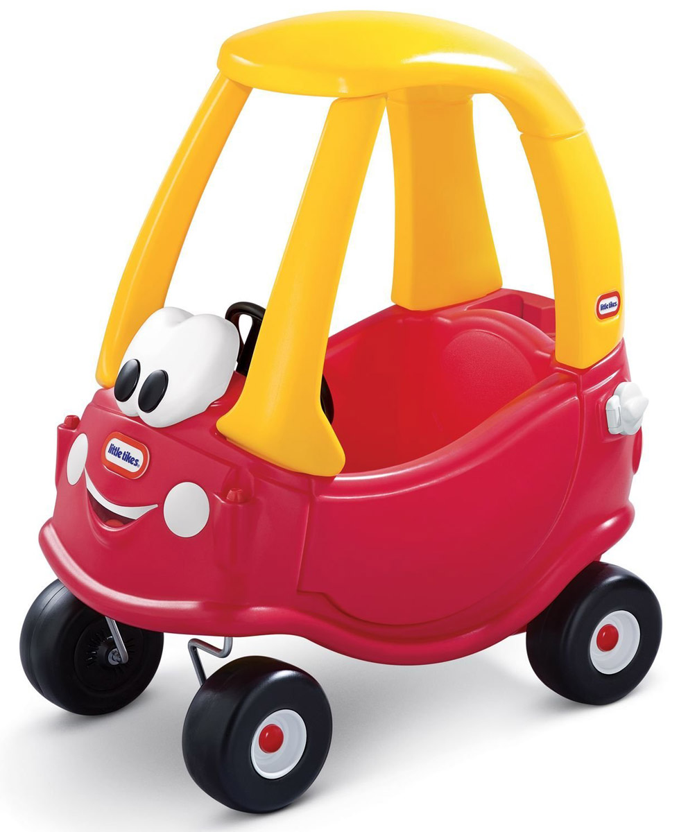 Little Tikes Детский автомобиль-каталка Cozy Coupe, The Little Tikes Company