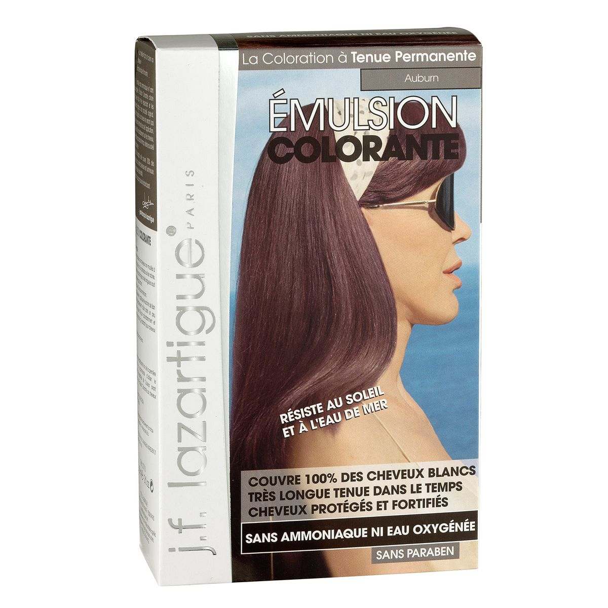 J.F.Lazartigue Оттеночная эмульсия для волос Рыжий 60 мл766549Благодаря оригинальной формуле полностью (на 100%) скрывает седину, длительное время сохраняет цвет, поддерживает здоровье и жизненную силу волос и сохраняет эти качества, несмотря на воздействие солнечных лучей, морской воды и прочих неблагоприятных экологических факторов. Не осветляет, не повреждает, а укрепляет волосы. Не содержит аммиака, перекиси водорода и парабенов. Не предназначена для окрашивания бровей и ресниц.