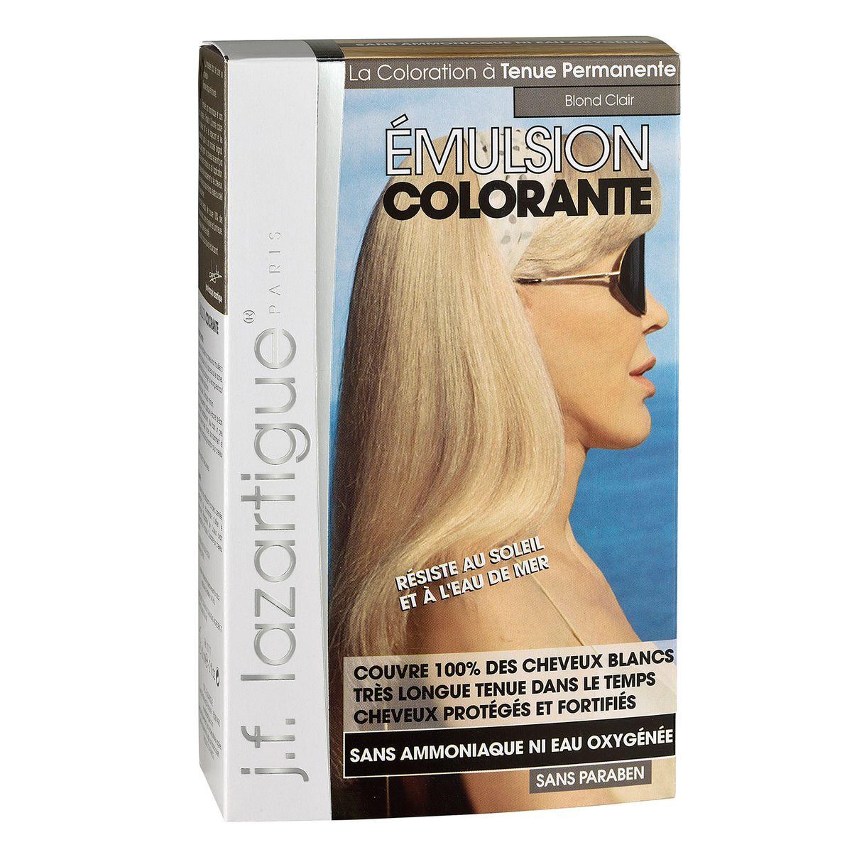 J.F.Lazartigue Оттеночная эмульсия для волос Светлый блондин 60 млMP59.4DБлагодаря оригинальной формуле полностью (на 100%) скрывает седину, длительное время сохраняет цвет, поддерживает здоровье и жизненную силу волос и сохраняет эти качества, несмотря на воздействие солнечных лучей, морской воды и прочих неблагоприятных экологических факторов. Не осветляет, не повреждает, а укрепляет волосы. Не содержит аммиака, перекиси водорода и парабенов. Не предназначена для окрашивания бровей и ресниц.