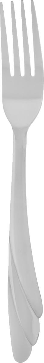 Набор столовых вилок Добрыня Перо, 3 штVT-1520(SR)Набор Добрыня Перо состоит из 3 столовых вилок, выполненных из высококачественной нержавеющей стали. Ручки изделий оформлены оригинальным узором. Такой набор прекрасно подойдет для вашей кухни. Сервировка праздничного стола с таким набором станет великолепным украшением любого торжества.Длина вилки: 20,5 см.Размер рабочей части: 4,5 х 2,5 см.
