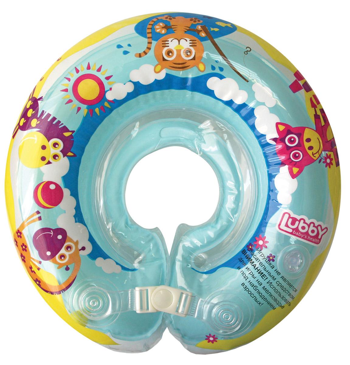 Lubby Круг на шею для купания -  Круги для купания